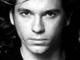 hey come on any picture of micheal hutchence os more than a nice picture it's pure eye candy see now if i could communicate woth those gone i would sure as hell send my time finding this guy ^_^